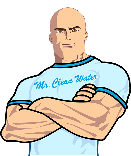 Mr. Clean water