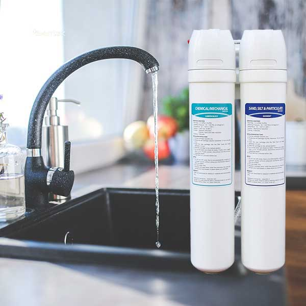 Two-Stage Reverse Osmosis